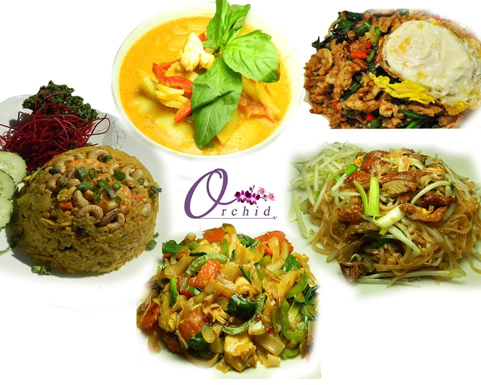Welcome To Orchid Thai Restaurant